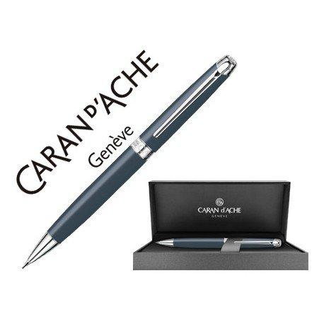 Portaminas Caran d'Ache Léman Gris Grafito 0,7 mm
