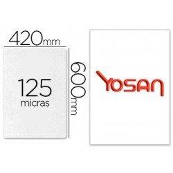 Bolsa de plastificar Yosan tamaño A2 125 micras