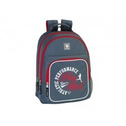 Mochila Escolar Kelme Adaptable Carro 32x42x16 cm Play Hard