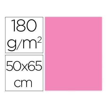 Cartulina Liderpapel Color Rosa Paquete de 25