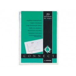 Toallitas marca Q-Connect absorbentes