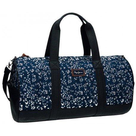 Bolsa de viaje Pepe Jeans 50x25x17cm Color Azul