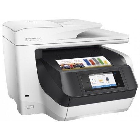 Impresora Marca HP OfficeJet Pro 8720 Multifunción D9L19A