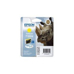 Cartucho Epson T1004 Color Amarillo C13T100440