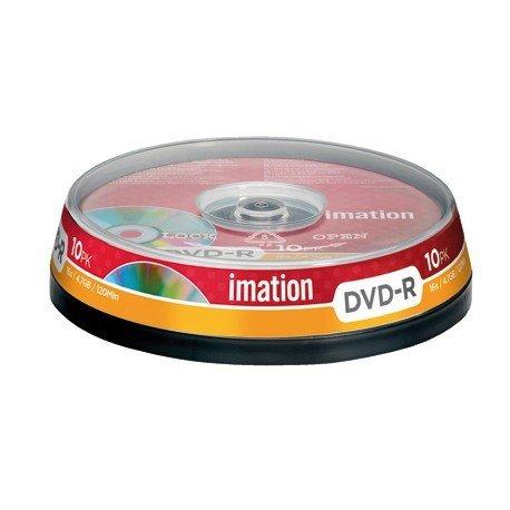 DVD-R / DVD+R 4,7GB 120min 16x Imation