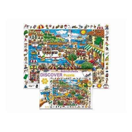 Puzzle Discover: Puerto Diset
