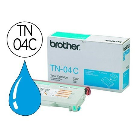 Tóner Brother TN-04C Cian