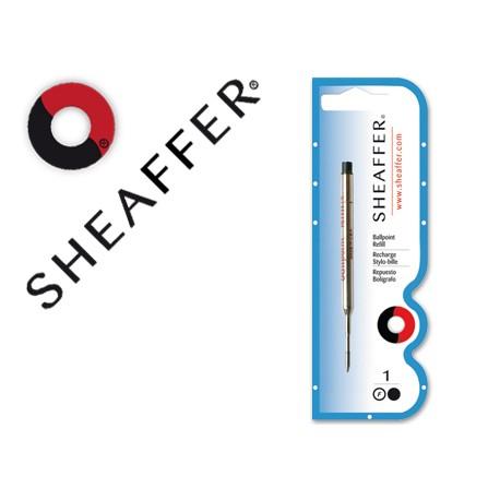 Recambios boligrafos marca Sheaffer negro