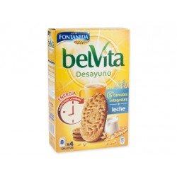 Galletas belvita marca Fontaneda