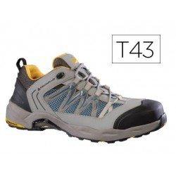 Zapatos seguridad deportivos DeltaPlus talla 43