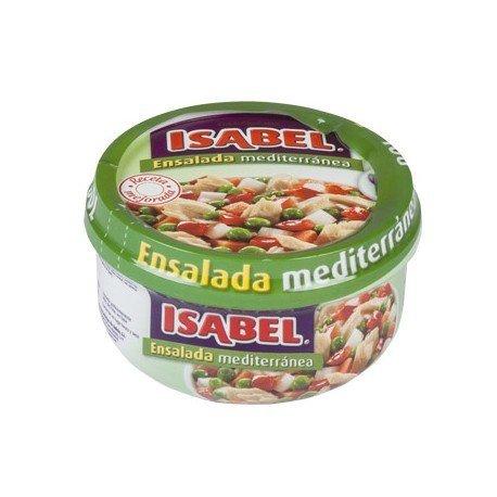 Ensalada mediterranea preparada marca Isabel
