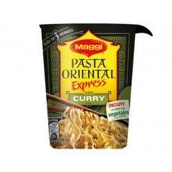 Pasta oriental curry marca Maggi