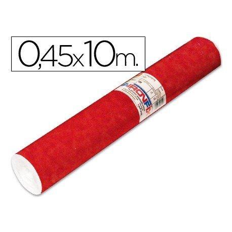 Aironfix Rollo Adhesivo 45cm x 20mt Especial Ante Rojo 100 MC
