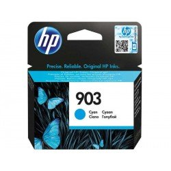 Cartucho HP 903 OfficeJet Pro 6960/ 6970 Color Cian T6L87AE