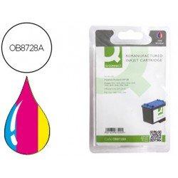 Cartucho compatible HP 28 Tricolor OBC8771EE