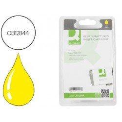 Cartucho compatible Epson amarillo T12844010