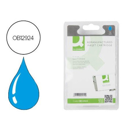 Cartucho compatible Epson Cian estandar T12924010