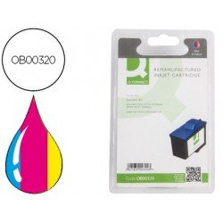 Cartucho compatible Lexmark Tricolor estandar 18LX042E