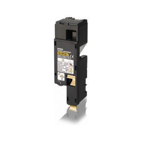 Toner Epson XL C13s050613 amarillo