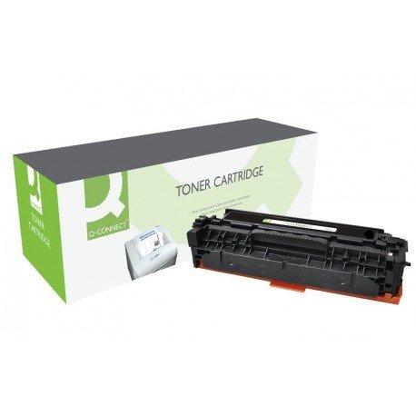 Toner Q-Connect color negro KF22354