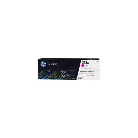 Toner HP 312A color magenta CF383A