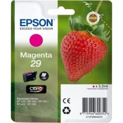Cartucho Original Epson HOME 29 C13T29834010 Color Magenta