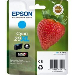 Cartucho Original Epson HOME 29XL C13T29944010 Color Cian