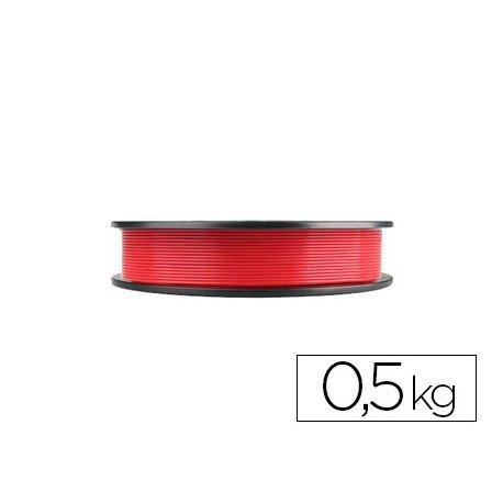 FiIamento 3d Colido Gold PLA 1.75 mm color rojo
