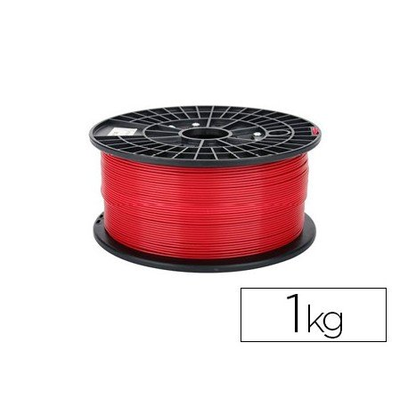 Filamento 3d Colido Gold ABS 1.75 mm color rojo