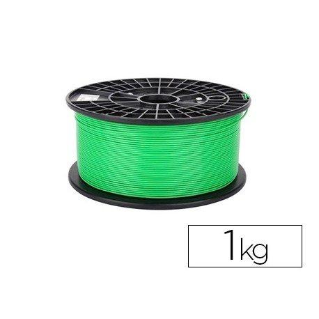 Filamento 3d Colido Gold ABS 1.75 mm color verde