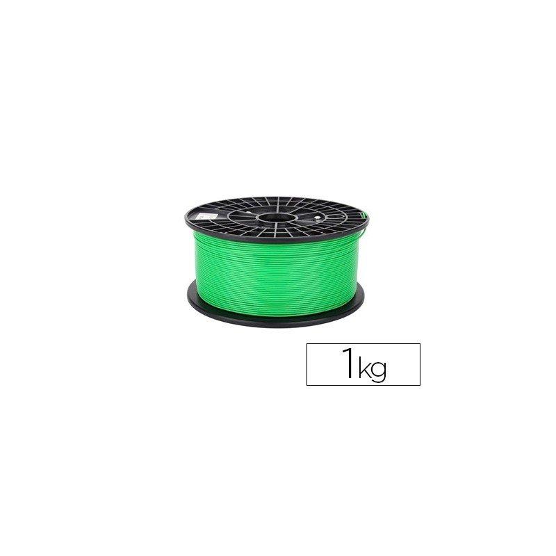 Filamento 3d Colido Gold ABS 1.75 mm color verde (79599)