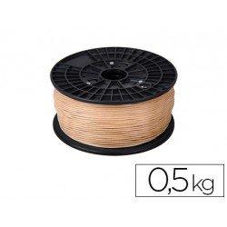 Filamento 3d Colido Gold Wood 1.75 mm material madera