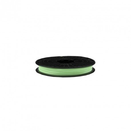 Filamento 3d Colido PLA Gold Luminoso 1.75 mm color verde