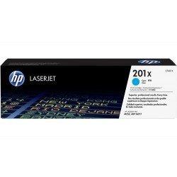 Toner HP 201X LaserJet Cian original