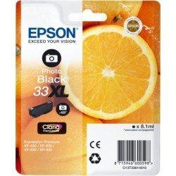 Ink-Jet Epson Singlepack 33XL Claria Expression Premium Negro 8,1 ml