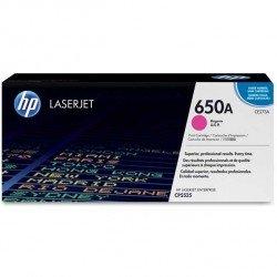 Toner HP 650A Laserjet CP 5520/ 5525 Color Magenta CE273A