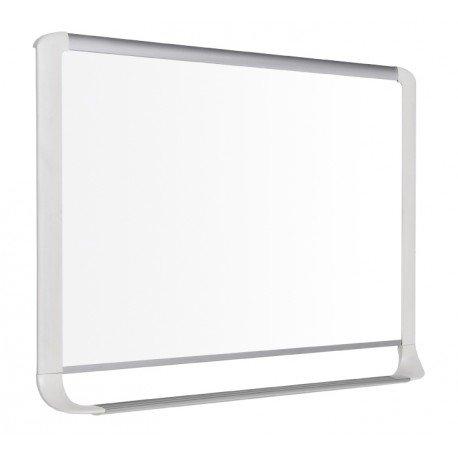 Pizarra Blanca Lacada Magnetica con marco de aluminio 90x60 Bi-Office
