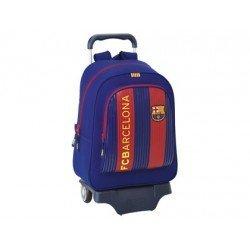 Mochila Escolar F.C. Barcelona Con carro 905 33x15x43 cm 1º equipacion
