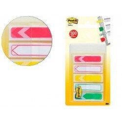 Banderitas Post-it ® Separadoras Index de Flechas Pequeñas