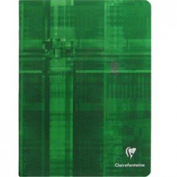 Libreta Clairefontaine Tapa de Carton Plastificada 32 hojas DIN A4 Colores Surtidos