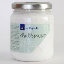 Pintura Acrilica La Pajarita Efecto Tiza Color Flor de Jazmín 175 ml Chalk Paint