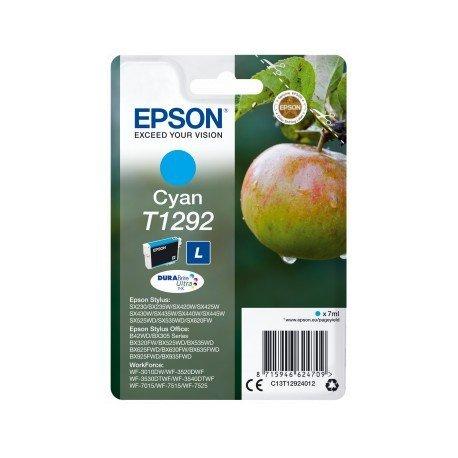 INK-JET EPSON T1292 STYLUS SX420W / 425W CYAN -170 PAG-