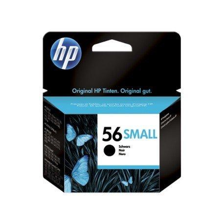 INK-JET HP 56 DESKJET 450 / 5145 / 5850 / 9670 / 9680 NEGRO - 190 PAG-