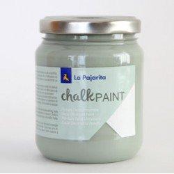 Pintura Acrilica La Pajarita Efecto Tiza Color Gris Kioto 175 ml Chalk Paint