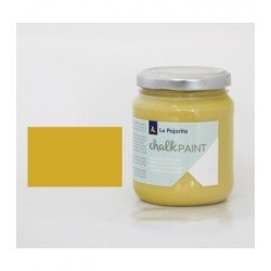 Pintura Acrilica La Pajarita Efecto Tiza Color Dijon 175 ml Chalk Paint