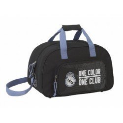 Bolsa Deporte Real Madrid 40x23x24 cm Black