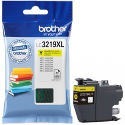 INK-JET BROTHER LC-3219XLY MFC-J6530DW / MFC-J6930DW AMARILLO 1.500 PAG