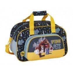 Bolsa Deporte Mascotas 40x23x24 cm