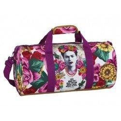 Bolsa Deporte Frida Kahlo 50x25x25 cm