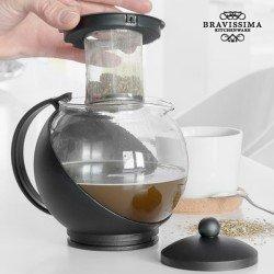 Tetera con filtro y Tapa Eclipse Bravissima Kitchen